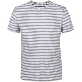 Regatta Tariq T-Shirt Heren, white/navy